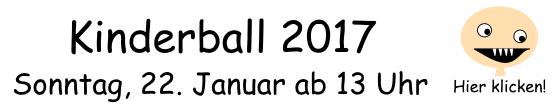 Kinderball 2017