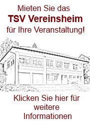 Vereinsheim-Werbung
