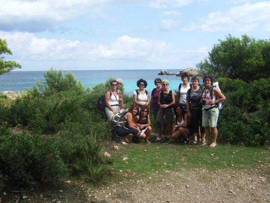 Die Frauengruppe auf Mallorca (2010)