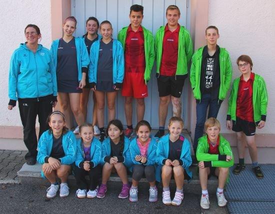 Jugend-Vereinsmeisterschaft 2015