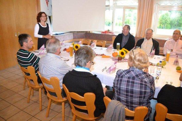 Ehrenmitgliedertreffen 2012